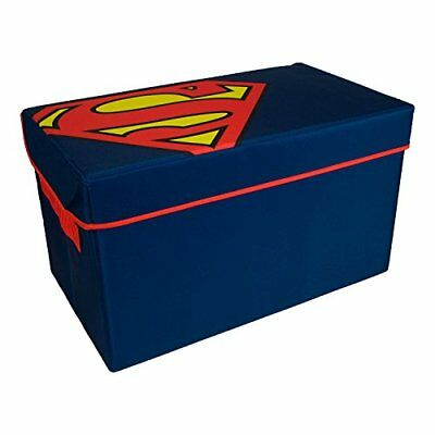 DC COMICS TOY Chest by Everything Mary Superman Bedroom ...