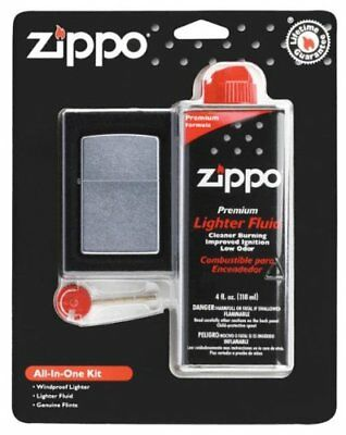 Zippo All-In-One Kit Other Lighters Tobacciana Collectibles