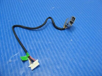 """HP Pavilion 15.6"""" 15-ab223cl Genuine DC IN Power Jack w/Cable 799749-F17 GLP*"""
