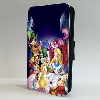 Alice In Wonderland Tea Party FLIP PHONE CASE COVER for IPHONE SAMSUNG