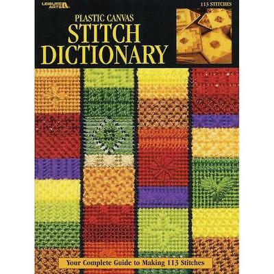 Leisure Arts Plastic Canvas Stitch Dictionary
