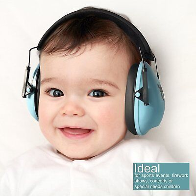 f2d3c2e6492 Baby Noise Cancelling HeadPhones Earmuffs Ear Protection Kid Hearing  Protector