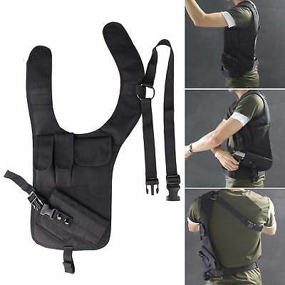 Hunting Tactical Bag Drop Holster Military Hand Airsoft Side Arm Pistol Holster