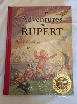 Rupert Bear Unopened Annual, Facsimile Edition 1939