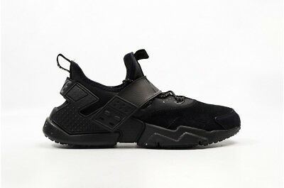 075ed231ab3f Nike Men s Air Huarache Drift Premium NEW AUTHENTIC Black Anthracite AH7335 -001