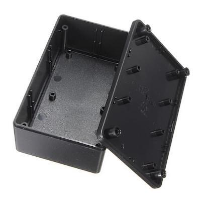 Waterproof  ABS Plastic Electronic Enclosure Project Box Black 103x64x40mm