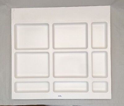 Drawer Insert Medicine with 9 Compartments Flat Special Operation Dental New