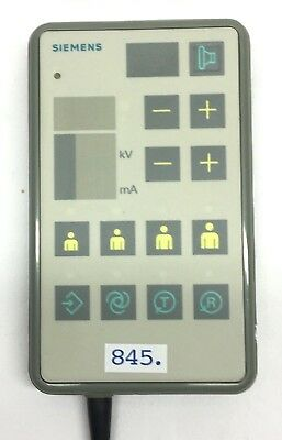 Siemens Sirona Orthophos Remote Control MULTITIMER D3200 Approved