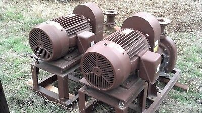 Self Drafting 40 HP GORMAN RUPP GR O SERIES CENTRIFUGAL WATER PUMP O4A3-B 4x4Oil