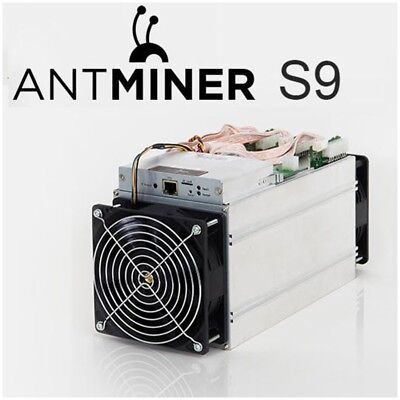 13.5 Th/s Bitcoin 24 Hour Mining Contract S9 First Time Buyers Read Descripion
