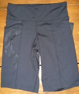 Women's 2XU Compression Fitness/Athletic Tight Shorts, Black, Size Small