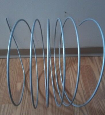 """Roll of Approx.18 ft. Zinc Plated 3/16"""" Brake Line Tubing"""