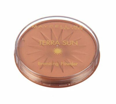 Maybelline Women Jade Terra Sun Bronzing Powder in # 02 Golden Tone - 16 g