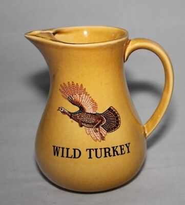 Wild Turkey Liquor Bar Water Pitcher