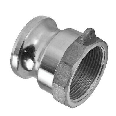 40mm (1.5 Inch) Camlock Fittings Stainless Steel 316 Coupling Type A