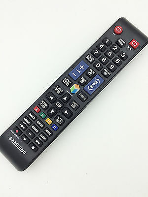 Samsung Smart Lcd Led Tv Remote Control Aa59-00790A Aa5900790A