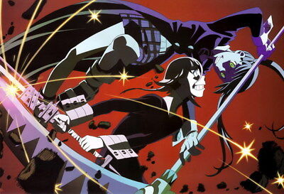 """121 Soul Eater - Shinigami Death the kid Anime 20""""x14"""" Poster"""