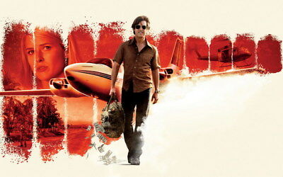 """003 American Made 2017 - Tom Cruise Crime Thriller 2017 USA Movie 22""""x14"""" Poster"""