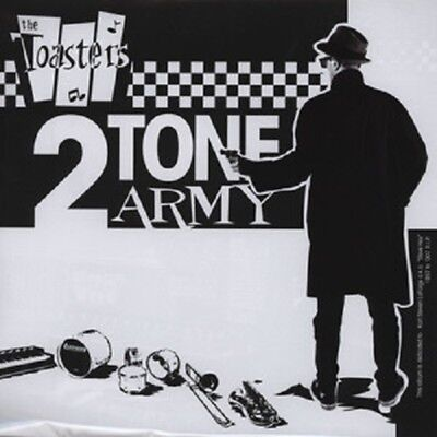 The Toasters ‎– 2 Tone Army LP Jump Up Records