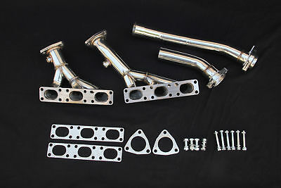 Bmw 3 Series E36 Rhd 320 323 325 328 Stainless Steel Exhaust Manifolds Pair