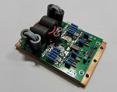 HF power amplifier SSB CW 1000W MOSFET with copper plate