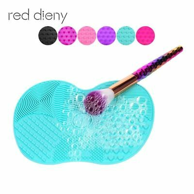 Silicone brush cleaner Cosmetic Make Up Washing Brush Gel Cleaning Mat Foundatio