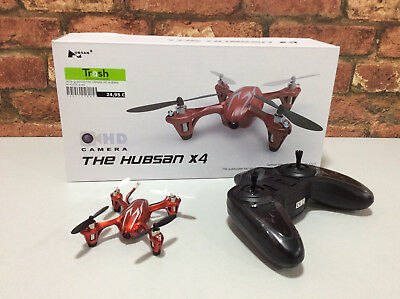 Dron quadcopter The Hubsan X4