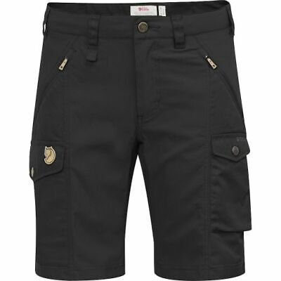 Fjallraven Womens Nikka Shorts Curved