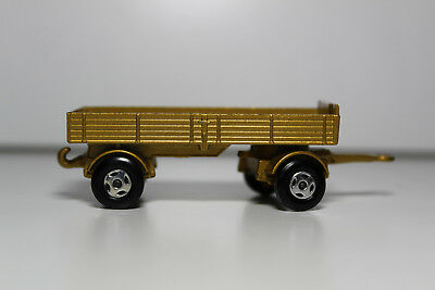 Matchbox - Mercedes Trailer - No 2
