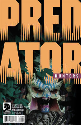 Predator : Hunters #1 Bagged & Boarded New