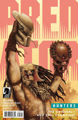 Predator : Hunters #5 Bagged & Boarded New