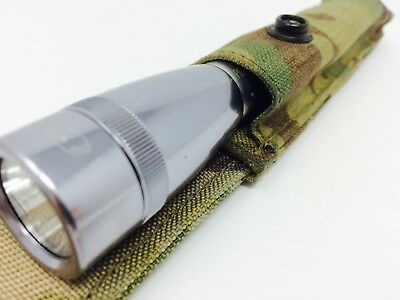 US Military Multicam Pouch Flashlight Flare Knife Tourniquet First Aid Molle