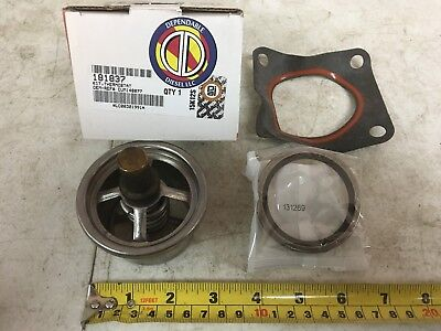 Thermostat Kit 180° for Cummins 855 Small Cam FFC PAI# 181837 Ref# 146077 6L5851