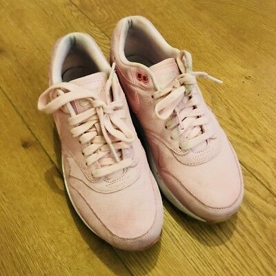234042fddd38ae NIKE AIR MAX 1 Sd Prism Baby Pink Suede - Women s Uk 5 Eu 38.5 ...