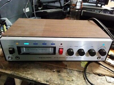 Vintage Realistic TR-80 Cartridge Tape Record/Play System