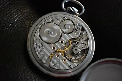 Hamilton 992B, 21 jewels Railroad Pocket Watch