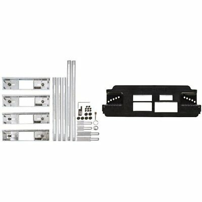 PORTER-CABLE 59381 Hinge Butt Template Kit with Strike and Latch Template