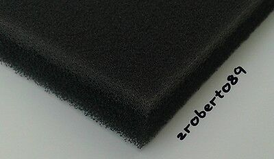 1 x Air Filter Double Foam Sheet 12'' x  9''