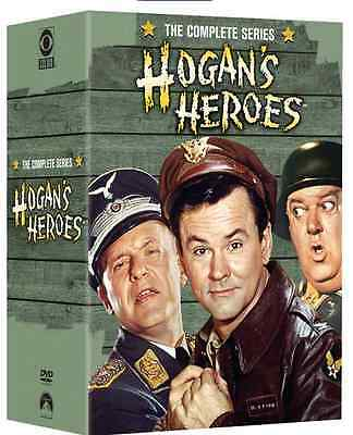 Hogan's Heroes Complete Series DVD Collection : Hogans Heroes TV Show