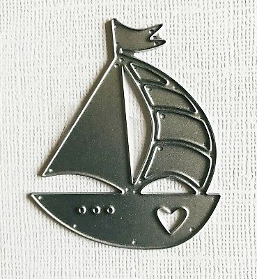 Sizzix Thinlits Cutting Die SHIP AWAY Mini 661796 NEW