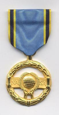 GENUINE Full Size US Space program NASA Exceptional Service Medal Award