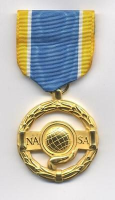 GENUINE Full Size US Space program NASA Exceptional Public Service Medal award