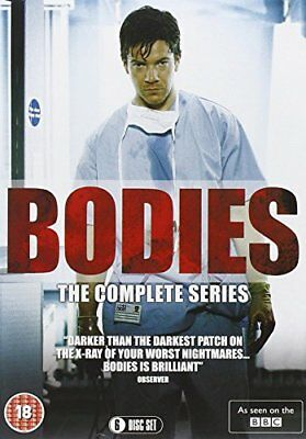 Bodies  The Complete Series [DVD]