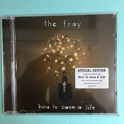 THE FRAY How To Save A Life Piano Vocal Guitar Sheet Music Book She ...