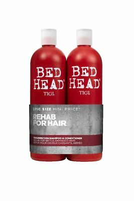 TIGI BH RESURRECTION TWEEN DUO -  2 x 750 ML -
