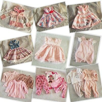 multi listing baby girls 6-9 months outfits sets dress coats 😀 build a bundle