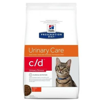 Prescription Diet Feline - C/D - Urinary Stress - Hill's - 1,5Kg