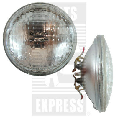Cab Light Bulb Halogen Flood Sealed Part WN-H7606 on Tractors Case IH John Deere