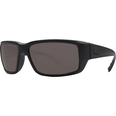 Costa Fantail Blackout 580G Polarized Sunglasses - Men's