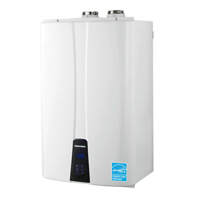 Navien Condensing Tankless House Hot Water Heater NPE-240A Tank Less NGLP